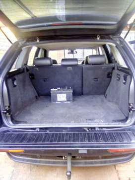 Used BMW X5 negotiable
