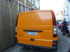Stripping for spares Mercedes  Vito 115 639 Chasis