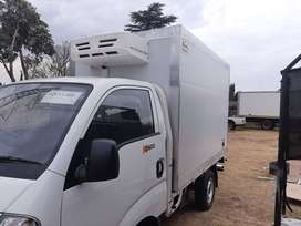 Insulated van/body  manufacture