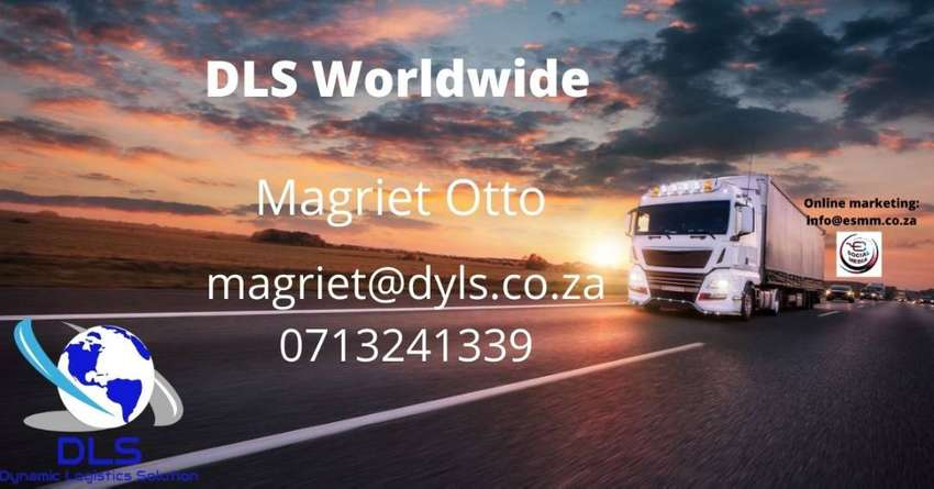 DLS Worldwide Couriers 0