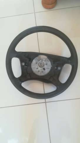 Bmw E46 steering wheel without airbag