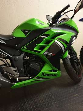 2016 Kawasaki 300 Special Addition