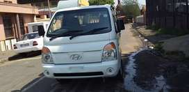 2010 Hyundai H100 2.6D is available