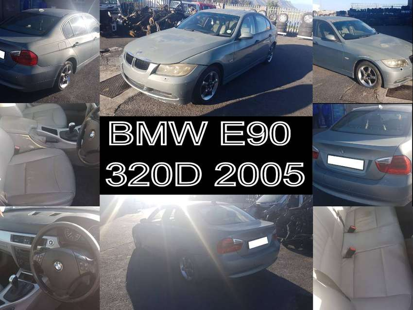 BMW E90, 320D 2005 stripping for spares