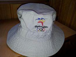 Шляпа панама Олимпиада 2000 Сидней