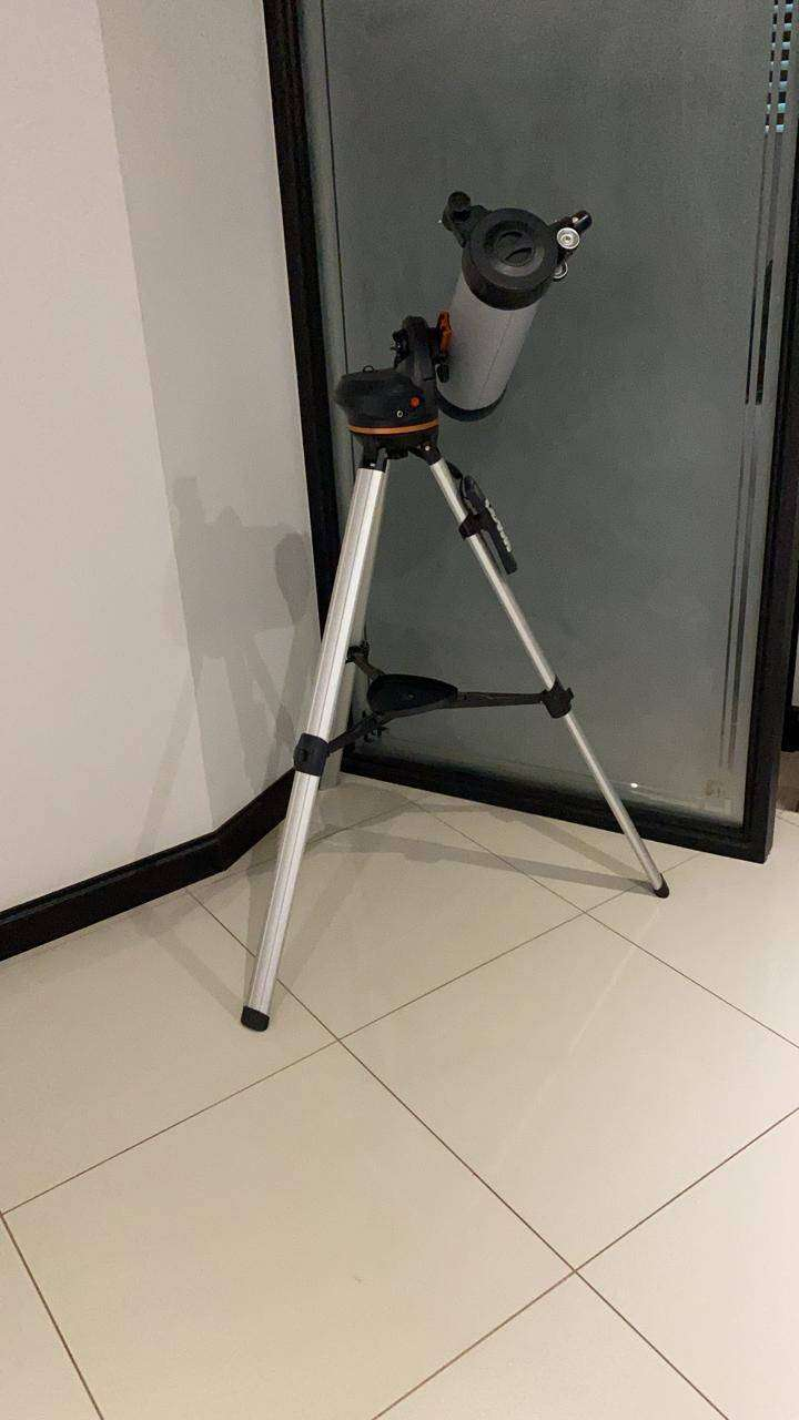 R10,5 K RETAIL PRICE Celestron 114LCM Computerized Telescope 0