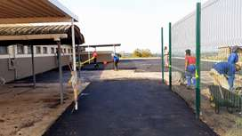 Retaining Walls,Paving,Building,Tarring,Fencing &All Concrete Works