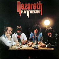 Nazareth – Play'n' The Game 1976 US винил диск пластинка