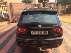 BMW X3 , 3.d and sun roof
