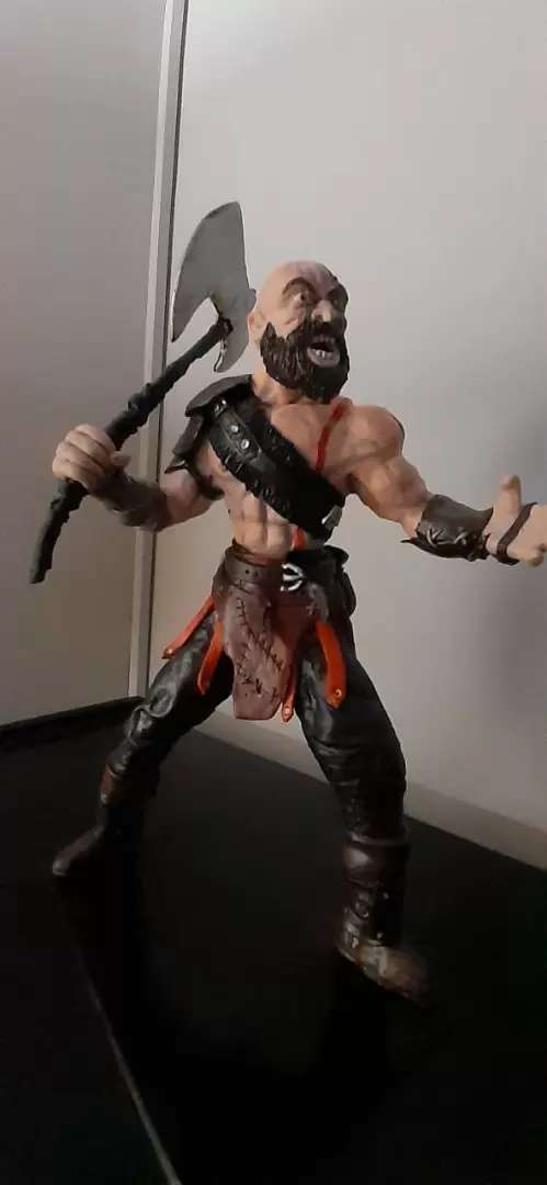 Kratos God of War 0