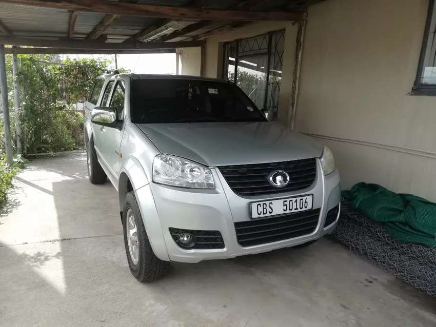 2012 gwm steed 5 2.5tci double cab bakkie for sale 0
