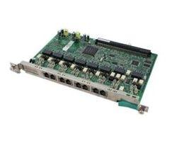 KX-TDA0288XJ: Плата ISDN BRI (8 портов) для мини АТС PanasonicKX-TDA1