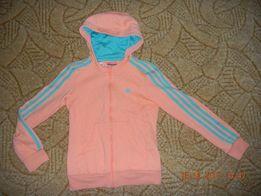 Спортивная кофта Adidas на девочку