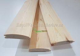 Блок хаус для наружной обшивки дома или дачи