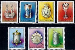 Венгрия 1984 венгерское, еврейское искусство - MNH XF - полная серия
