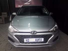 2019 Hyundai i20 automatic on sale