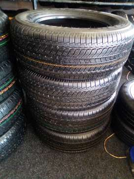A set of 255/60/18 brand new toyo for your bakkie and SUV for R5999