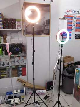 Tik tok light and stand