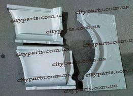 Пороги Арки Mercedes Vito 639 638 Sprinter вставки кузова оцинкованные