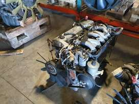 MERCEDES BENZ 603 ENGINE WITH TRANSMISSION