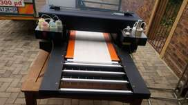Great special - DTG Viper (Direct-to-Garment) printer with additionals