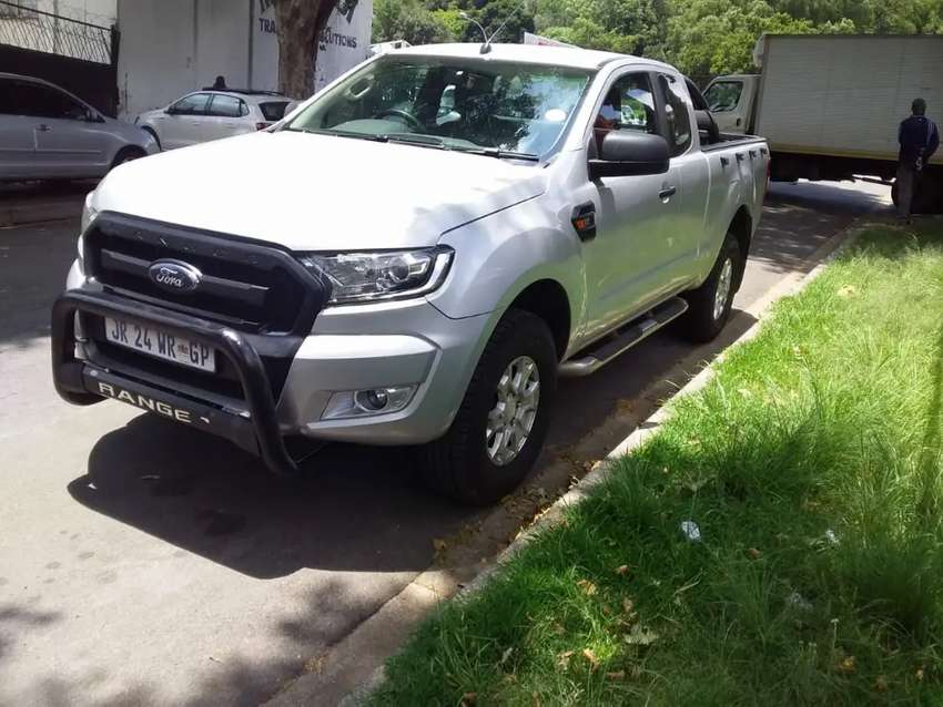 2018 FORD RANGER 2.0 SUPER CAB 2.2 MANUAL 0