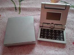 Калькулятор - Часы- будильник- мировое время - на стол.