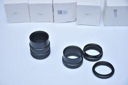М42 Макрокольца 3шт набор металл Макро кольца мануальные НОВОЕ