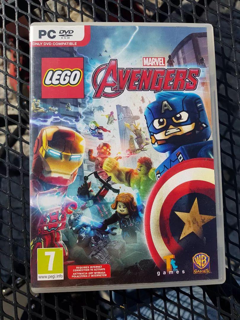 Lego Avengers pc 0