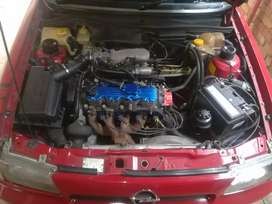 Opel Astra for sale or to swop R45000