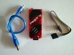 Pickit 2 - USB Программатор PIC контроллеров, микросхем памяти EEPROM