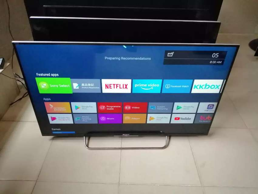 "43"" SONY SMART Android UHD 4K 0"
