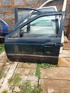 Ford falcon left front door shell