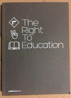 Каталог плакатов на тему «Право на образование»