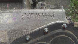 MERCEDES A168 skrzynia biegów 1.4 1.6 benzyna