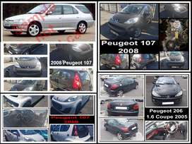 Peugeot spares for sale.