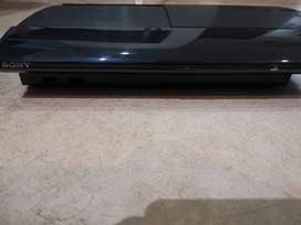 PS3 500GB & GAMES FOR SALE