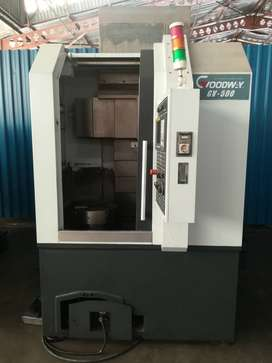 Goodway GV 500 CNC vertical lathe for sale