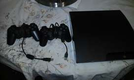 PS3, +2 controllers