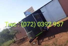 Mobile Kitchen food Trailer CASH buyers ONLY