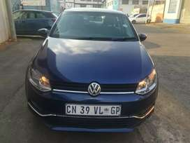 VW Polo 6 1.4 comfort line for sale