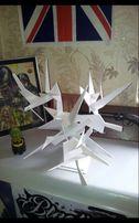 Абстрактная мини-скульптура