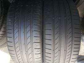 225 40 R19 Continental ContiSportContact 5 Run Flat Tyres