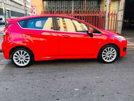 2015 Ford Fiesta Ecoboost 1.0