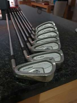 Mizuno T-Zoid Comp-CT Irons for salel