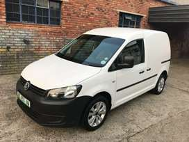 Vw Caddy P/V immaculate condition