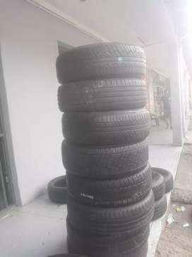 235/6517 used second hand tyres still in good condition