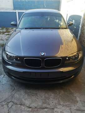 2011 BMW 118i AUTOMATIC with only 65000km on the clock!