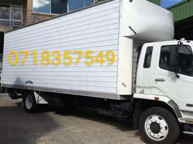Home and office relocation services.