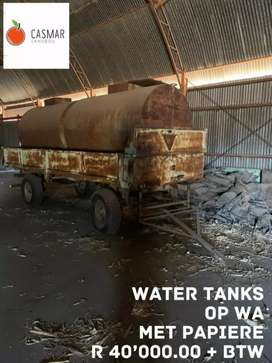 WATER TANKS OP WA